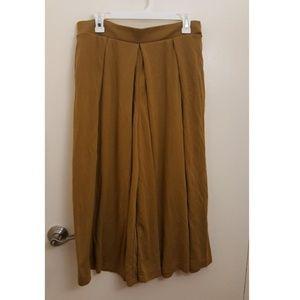 Uniqlo flare pant - Size XL - brown